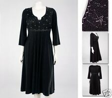 NEW Zaftique LACE BEADED Dress BLACK 0Z 1Z 2Z 4Z 5Z / 14 16 20 L XL 1X 2X 4X 5X