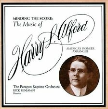 NEW Minding The Score: The Music Of Harry L. Alford by Rick... CD (CD)