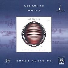 Parallels by Lee Konitz (CD, Nov-2002, Chesky Records)