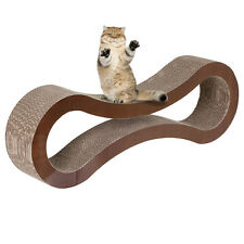 NEW Cat Scratcher Kitten Lounge Bed Pet Scratching Cardboard Kitten Play Toy