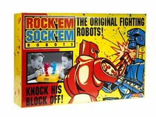 Rock'em Sock'em Robots by Mattel Vintage Original Box 1966 Classic Game Works