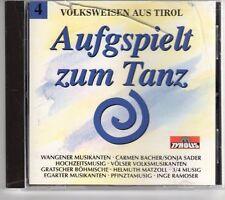 (GK465) Aufgspielt zum Tanz - Volksweisen aus Tirol [Disc 4] - CD