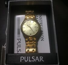 Pulsar Gold Men's Watch