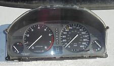 OEM 90 1990 91 1991 ACURA INTEGRA AT AUTO INSTRUMENT CLUSTER SPEEDOMETER w/ TACH