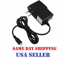 micro AC Home/Wall Charger for MOTOROLA HK201 H620 HK100 H730 S10-HD Bluetooth