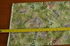 "By-the-Half-Yard, 44"", Classical Composers on Quilter's Cotton, Hoffman, M4922"