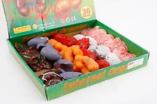 STICKY INTERNAL ORGANS - 4 X ORGANS PER ORDER - PARTY BAG FILLERS / TOYS
