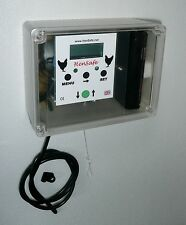 Chicken Coop Door Opener: Timer and Remote Light Sensor: HenSafe