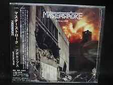 MASTERSTROKE Apocalypse + 1 JAPAN CD Dreamtale Status Minor Crystalic Thaurorod
