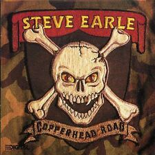 Copperhead Road - Steve Earle (1988, CD NIEUW)