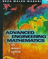 Advanced Engineering Mathematics With Mathematica and Matlab, Vol. 2