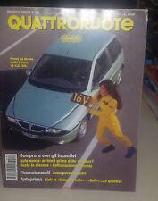QUATTRORUOTE Aprile 1997 Lancia Y 1.2 16V Toyota Picnic 2.0i 16V Kia Clarus 2.0