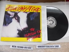 LP Punk Assassins Of God - The Jupiter Ox Revealed (13 Song) BONZEN REC / OIS