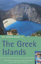 The Rough Guide to the Greek Islands (Rough Guide Travel Guides),GOOD Book