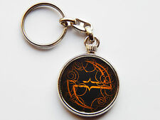 EVANESCENCE Rock Metal Band Quality Chrome Keyring Picture on Both Sides!