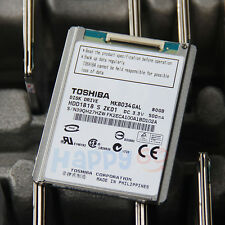 NEW 1.8'' Toshiba 80GB MK8034GAL Hard Drive For IPOD CLASSIC Replace MK1634GAL
