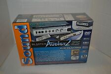 Sealed Creative Labs Sound Blaster Audigy2 ZS Platinum Pro Internal Sound Card