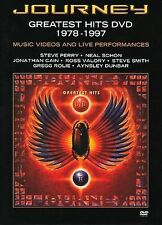 Journey - Greatest Hits DVD 1978-1997 - Music Videos & Live Performances by Jou