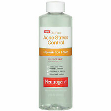 Neutrogena Oil-Free Acne Stress Control Triple-Action Toner-8 oz
