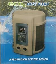 ECO+4, 4kW  SPA SWIMMING POOL HEAT PUMP Heat/C 4KW, Power/C 798W