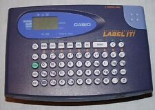 Casio EZ-Label Printer Label It! KL-60 Label Compact