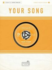Essential Piano Singles: Ellie Goulding - Your Song. Single Sheet/Audio Download