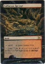 Sources Sulfureuses Altérées - Altered Sulfurous Springs -  Magic mtg