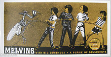 THE MELVINS- ORIGINAL S/N 2007 CONCERT POSTER by Amy Jo, kids mantis tug-of-war