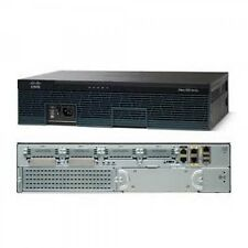 USED CISCO2911-SEC/K9 2911 Integrated Services Router FAST SHIPPING