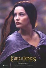 THE LORD OF THE RINGS The Return Of The King Arwen Original S/S Movie Poster
