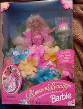 New Blossom Beauty Barbie with bonus fairy!  Mattel 2006.