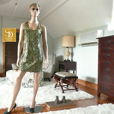 J Crew Iridescent Sequin Shift Dress in Misty Forest NWT $178 Sz 00 Style c9237