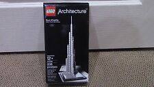 LEGO Architecture Burj Khalifa Set #21008 Brand New Sealed