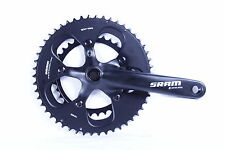 SRAM S150 2.2 Powerspline Road Crankset 50/34T 172.5mm Black