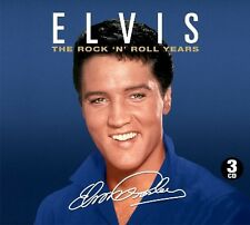 ELVIS PRESLEY - THE ROCK'N ROLL YEARS DIGIPACK EDITION 3 CD NEU