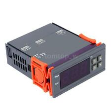"90~250V 10A Digital Temperature Controller -50~110℃""ƒ /Sensor Thermostat Control"