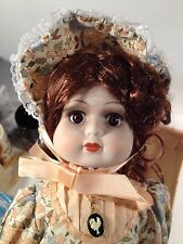 Music Box Porcelain Doll by Schmid House