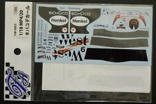 DECALS F'ARTEFICE FW-0003 1/18 MCLAREN MP4/20