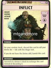 Pathfinder Adventure Card Game - 1x Inflict - Rise of the Runelords