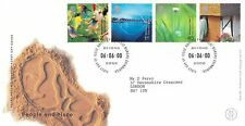(96442) CLEARANCE GB FDC People & Place 6 June 2000 NO INSERT