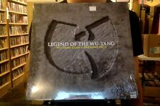 Legend of the Wu-Tang Clan: Wu-Tang Clan's Greatest Hits LP sealed vinyl