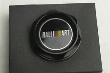 1Pcs Car Luxury Black Ralli Art Racing Oil Filler Cap Fuel Tank Cover Aluminum