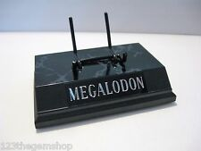 "MEGALODON SHARK TOOTH DISPLAY STAND 5"" FOR SHARK TOOTH FOSSIL TOOTH NOT INCLUDED"