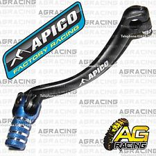 Apico Black Blue Gear Pedal Lever Shift For Yamaha YZ 450F 2010 Motocross Enduro