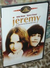 JEREMY DVD, NEW AND SEALED, WITH ROBBY BENSON & GLYNNIS O'CONNOR, AN MGM FILM