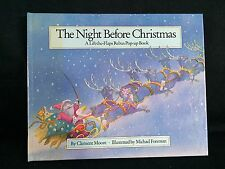 The Night Before Christmas A Lift-the-Flap by Clement C. Moore 1988 Pop Up Book