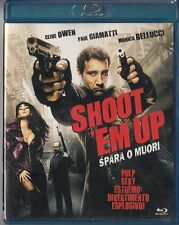 Shoot 'Em Up. Spara o muori (2007) BLU-RAY