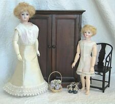 LONDONBERRIES Belle Epoque French Fashion Doll Lingerie Pattern in Two Sizes