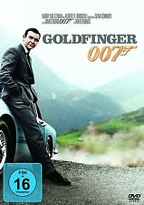 James Bond 007: GOLDFINGER (Sean Connery, Gert Fröbe) NEU+OVP DVD