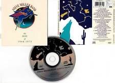 "STEVE MILLER BAND ""The Best Of 1968-1973"" (CD) 1990"